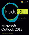 Microsoft Outlook 2013 Inside Out: