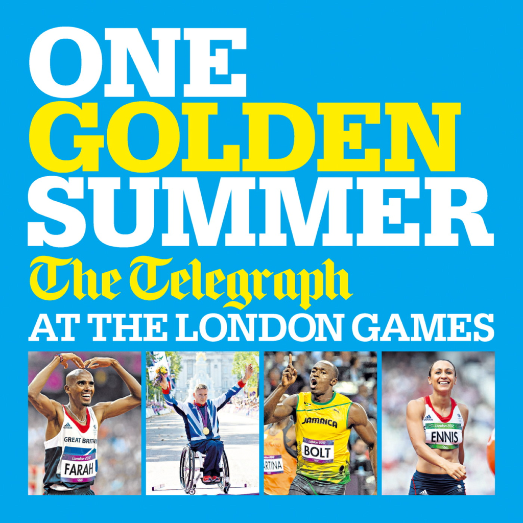 One Golden Summer ? The Telegraph at the London Games.