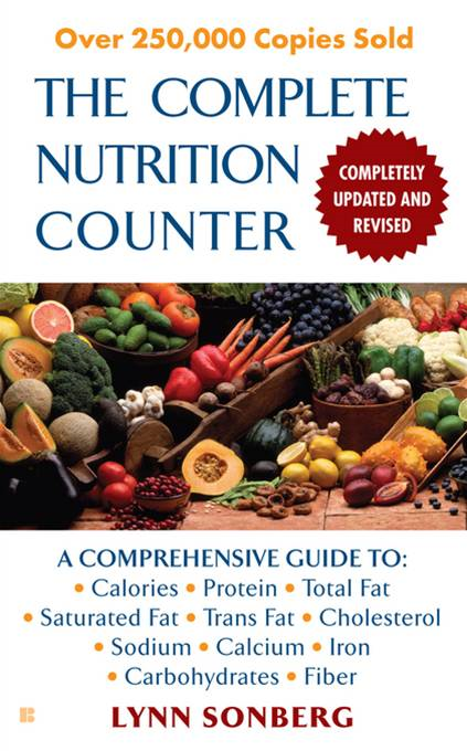 The Complete Nutrition Counter-Revised By: Lynn Sonberg