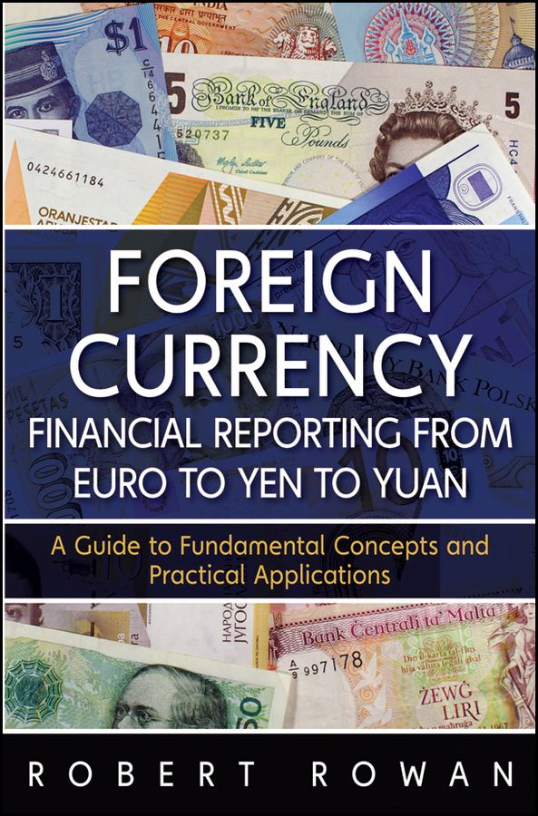 Foreign Currency Financial Reporting from Euro to Yen to Yuan