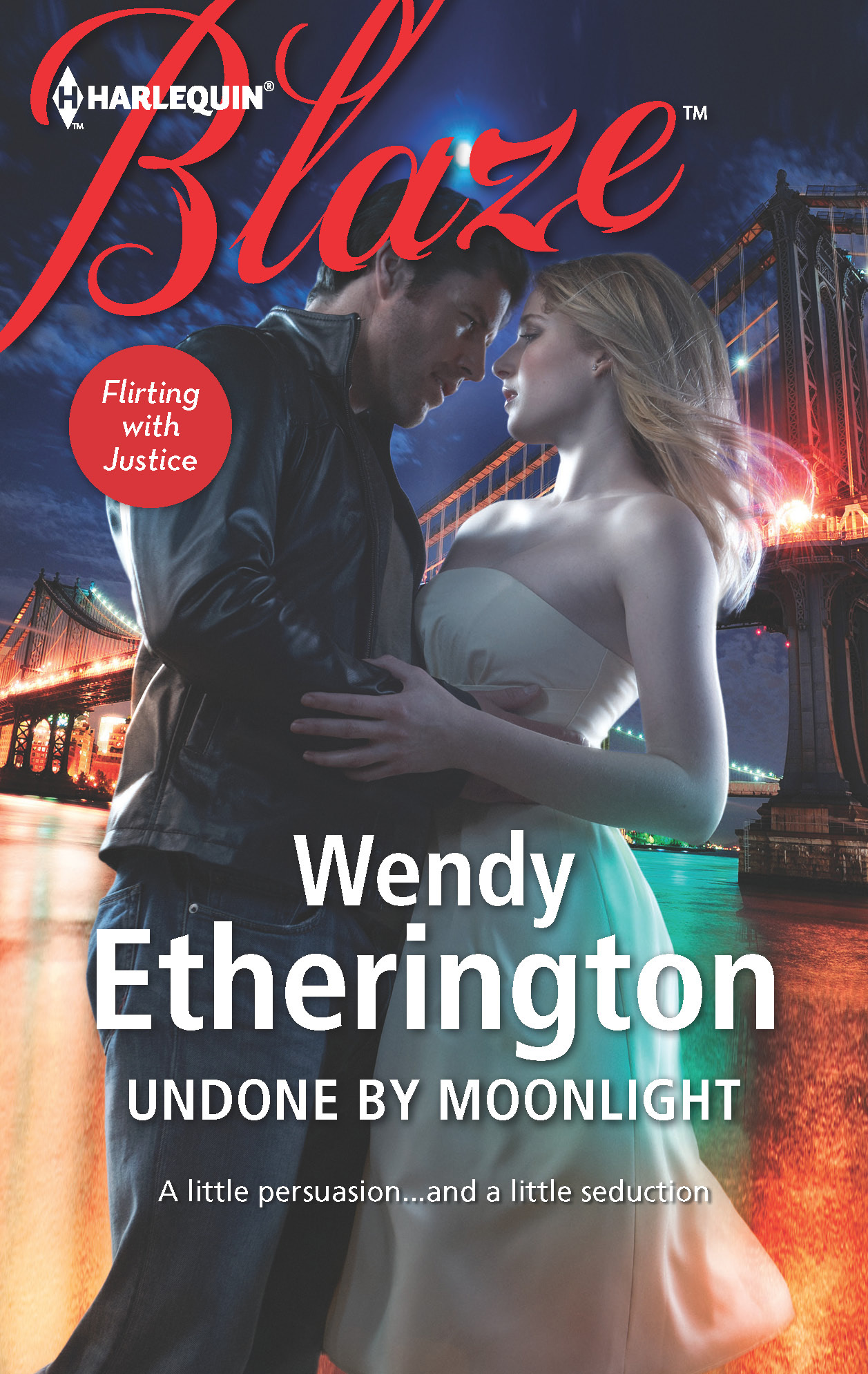 Undone by Moonlight By: Wendy Etherington