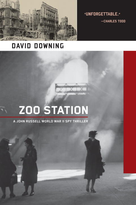 Zoo Station By: David Downing