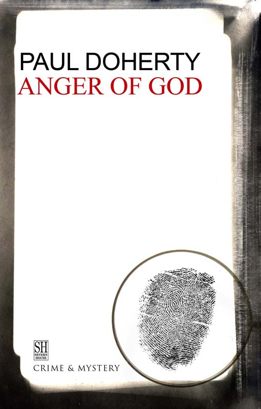 The Anger of God By: Paul Doherty