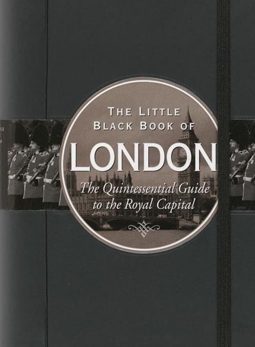The Little Black Book of London 2010