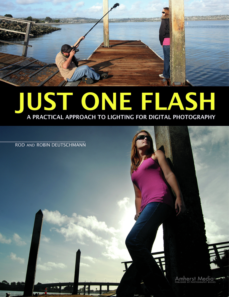 Just One Flash By: Robin Deutschmann,Rod Deutschmann