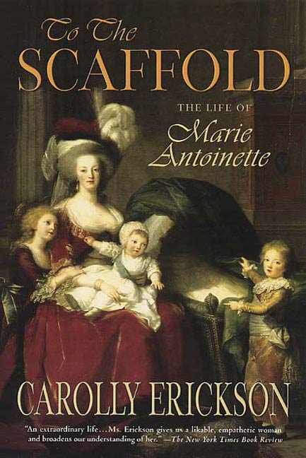 To the Scaffold By: Carolly Erickson