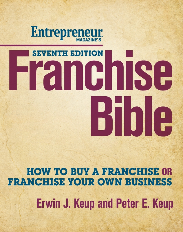 Franchise Bible By: Erwin Keup
