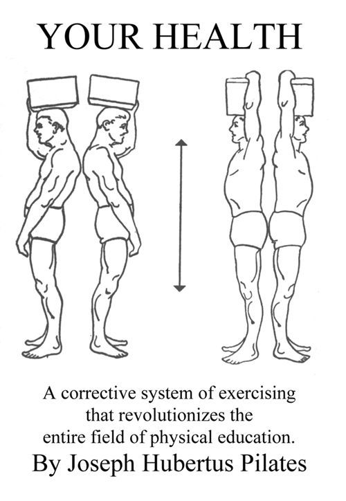 Your Health By: Joseph Pilates,Judd Robbins