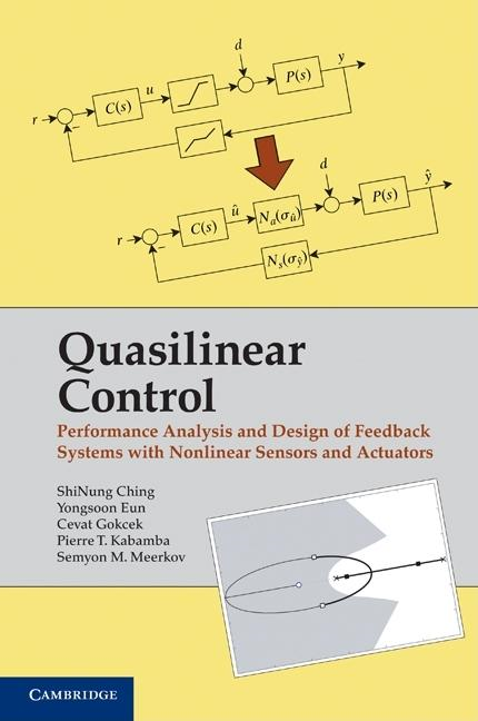 Quasilinear Control By: Ching, ShiNung