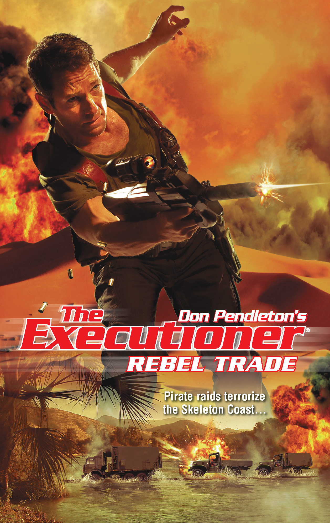 Rebel Trade By: Don Pendleton