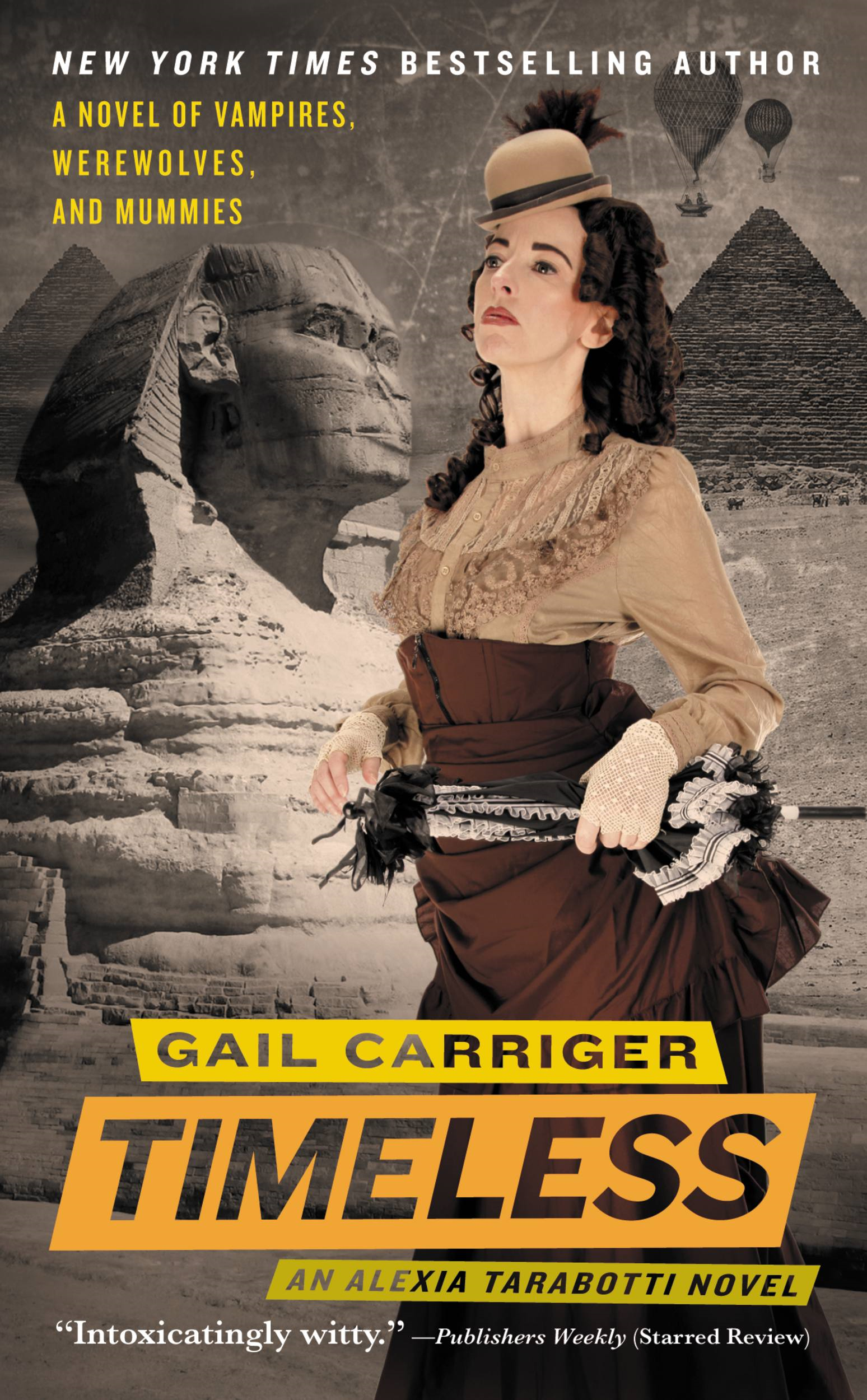 Timeless By: Gail Carriger