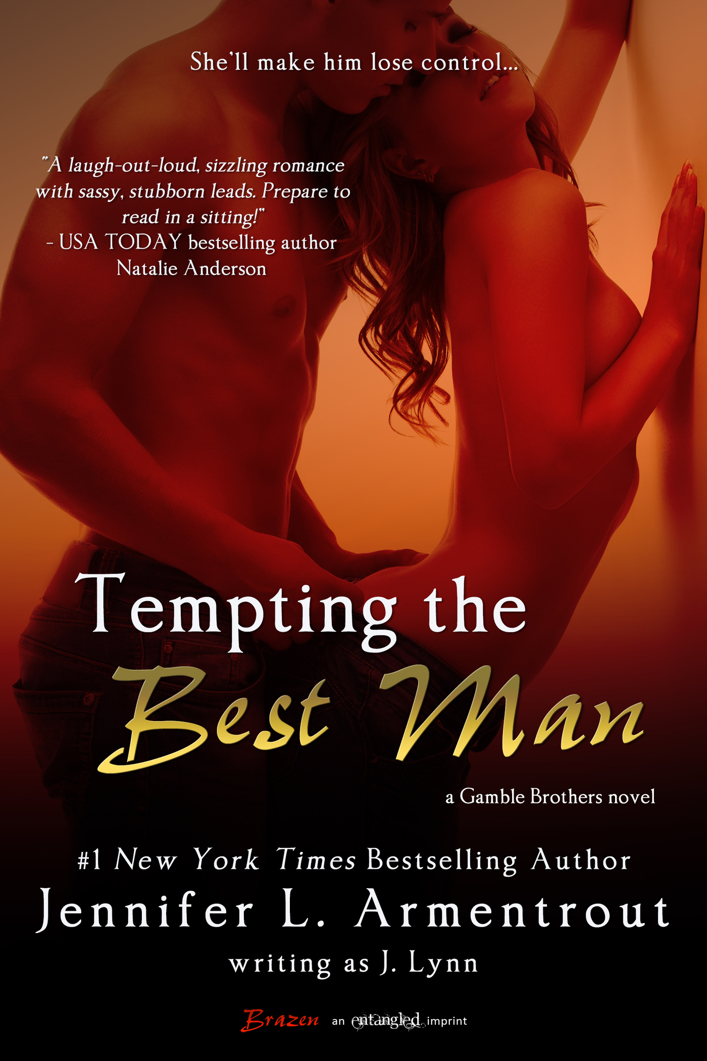 Tempting the Best Man By: J. Lynn