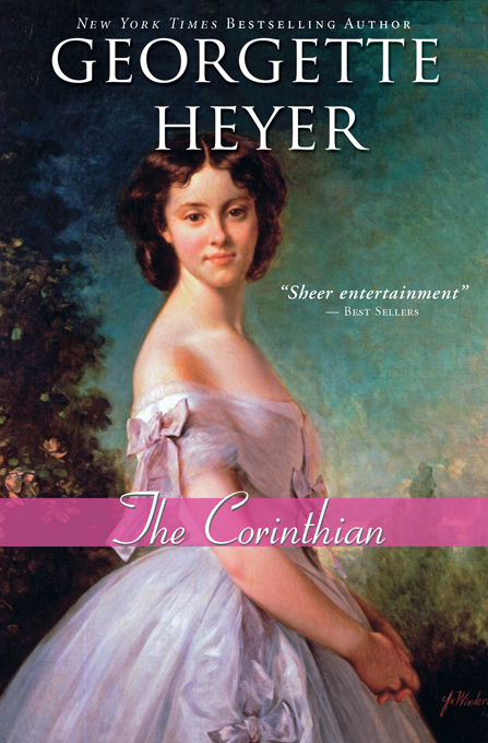 Corinthian By: Georgette Heyer