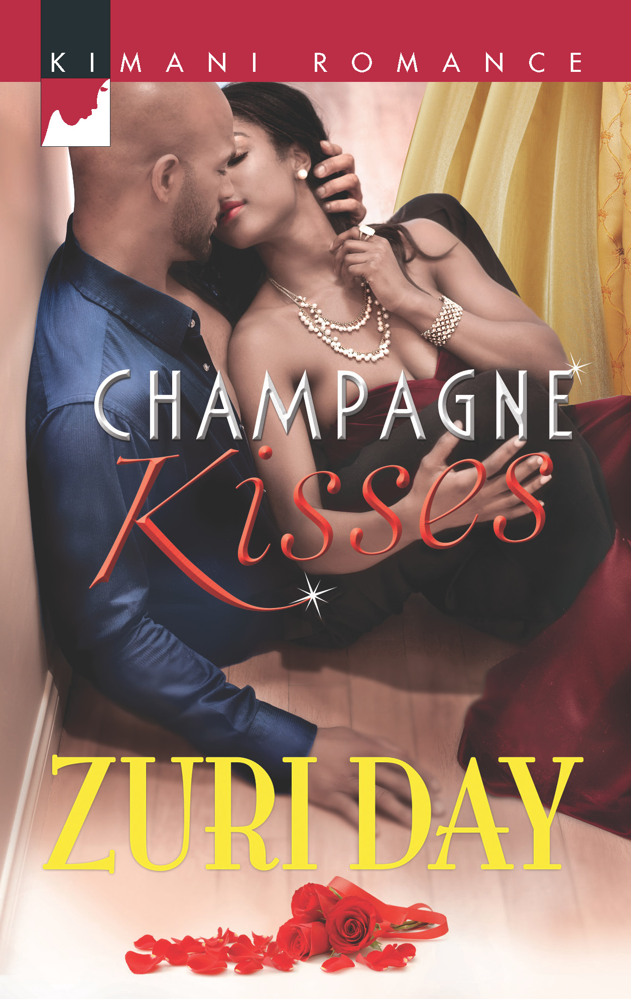 Champagne Kisses By: Zuri Day