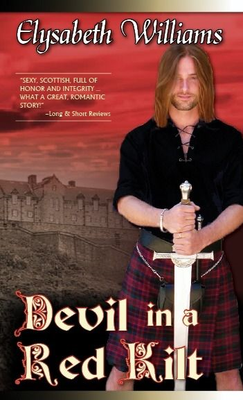 Elysabeth Williams - Devil In A Red Kilt