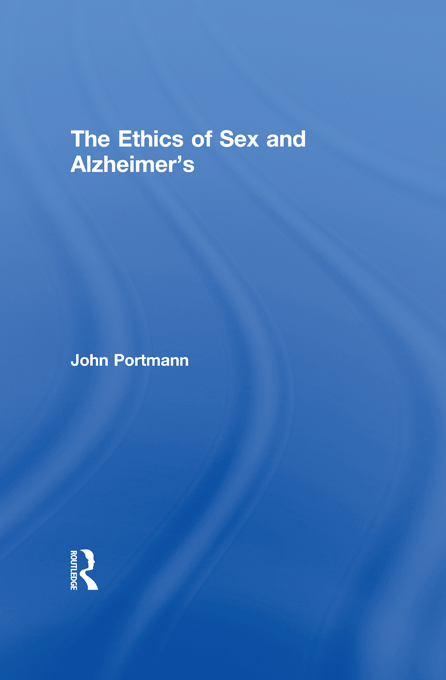 The Ethics of Sex and Alzheimer's