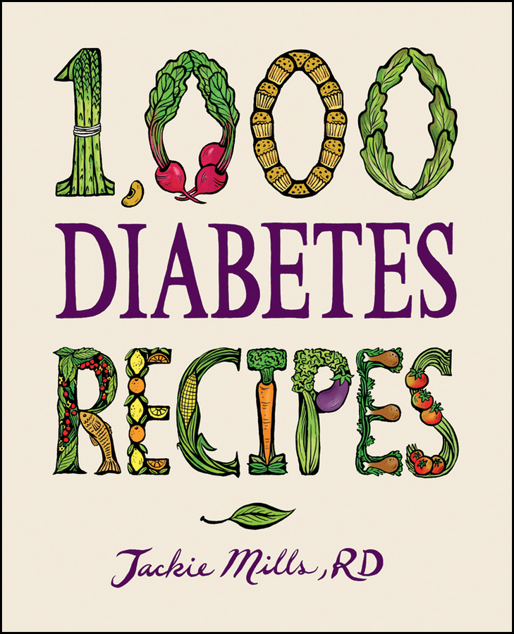 1,000 Diabetes Recipes