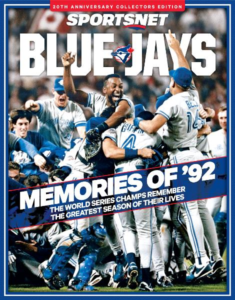 Blue Jays: Memories of 92