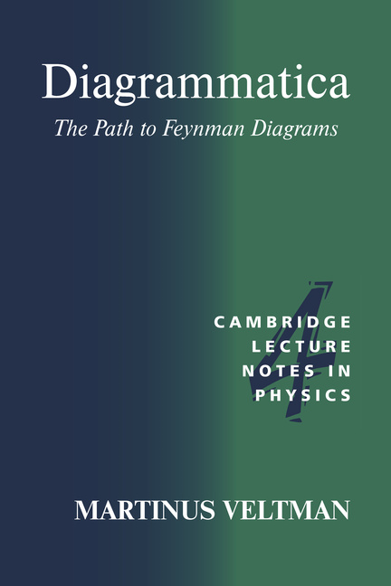 Diagrammatica The Path to Feynman Diagrams