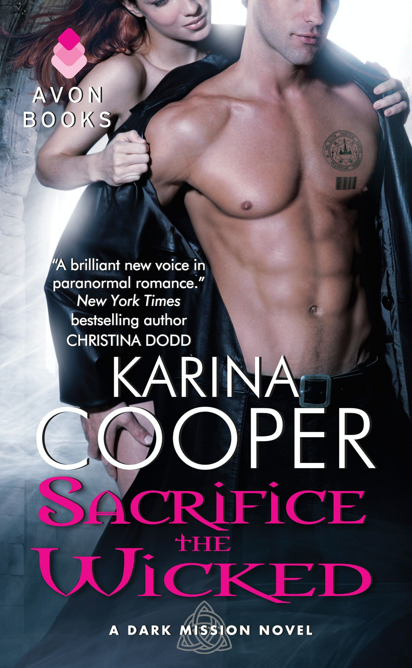 Sacrifice the Wicked By: Karina Cooper