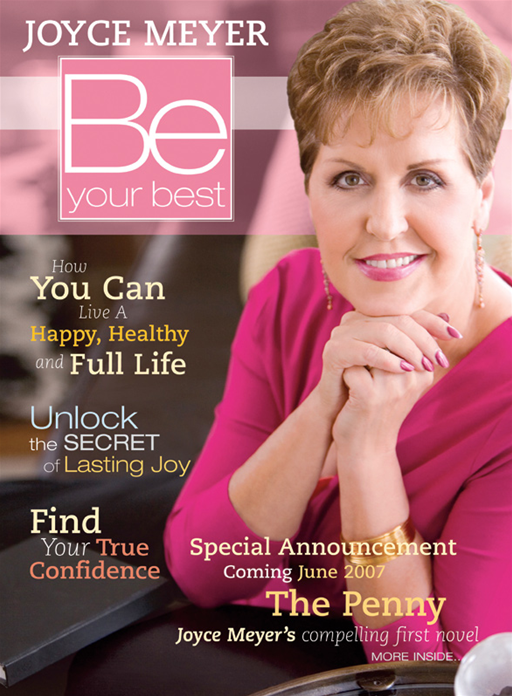 Be Your Best By: Joyce Meyer
