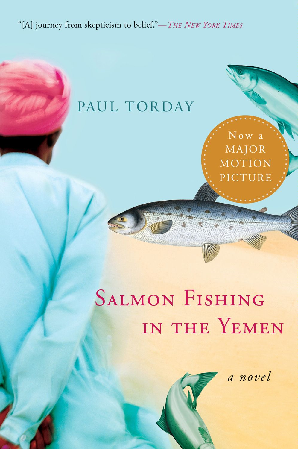 Salmon Fishing in the Yemen By: Paul Torday