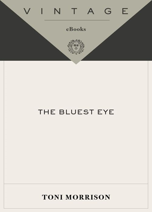 The Bluest Eye By: Toni Morrison
