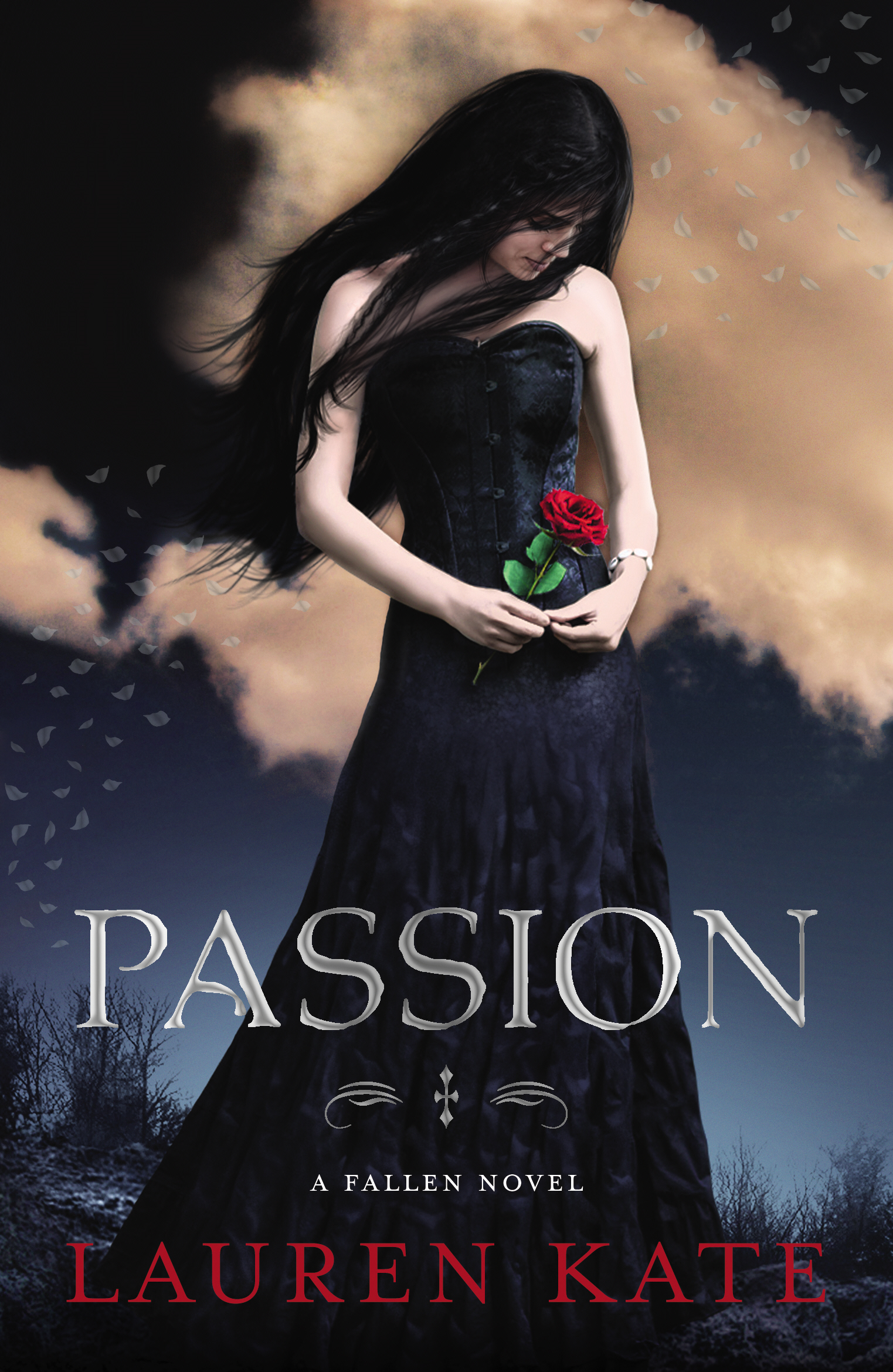 Passion Book 3 of the Fallen Series
