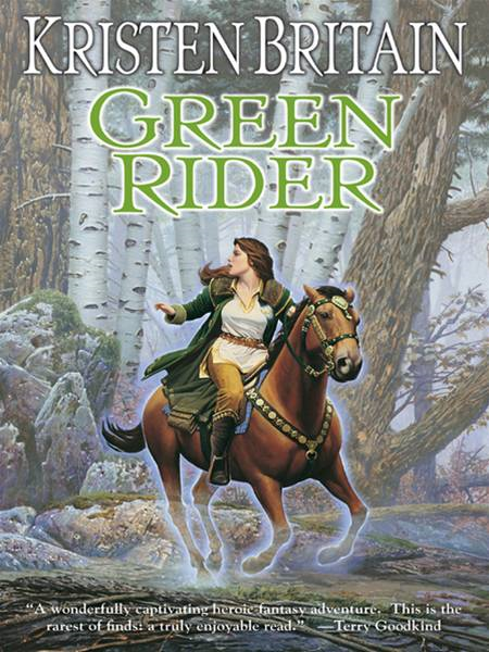 Green Rider By: Kristen Britain