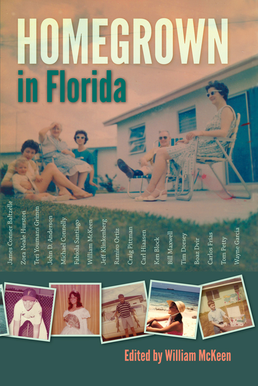 Homegrown in Florida By: