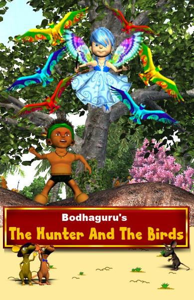 download The Hunter and The Birds book