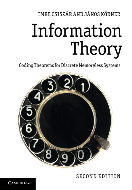 Information Theory Coding Theorems for Discrete Memoryless Systems
