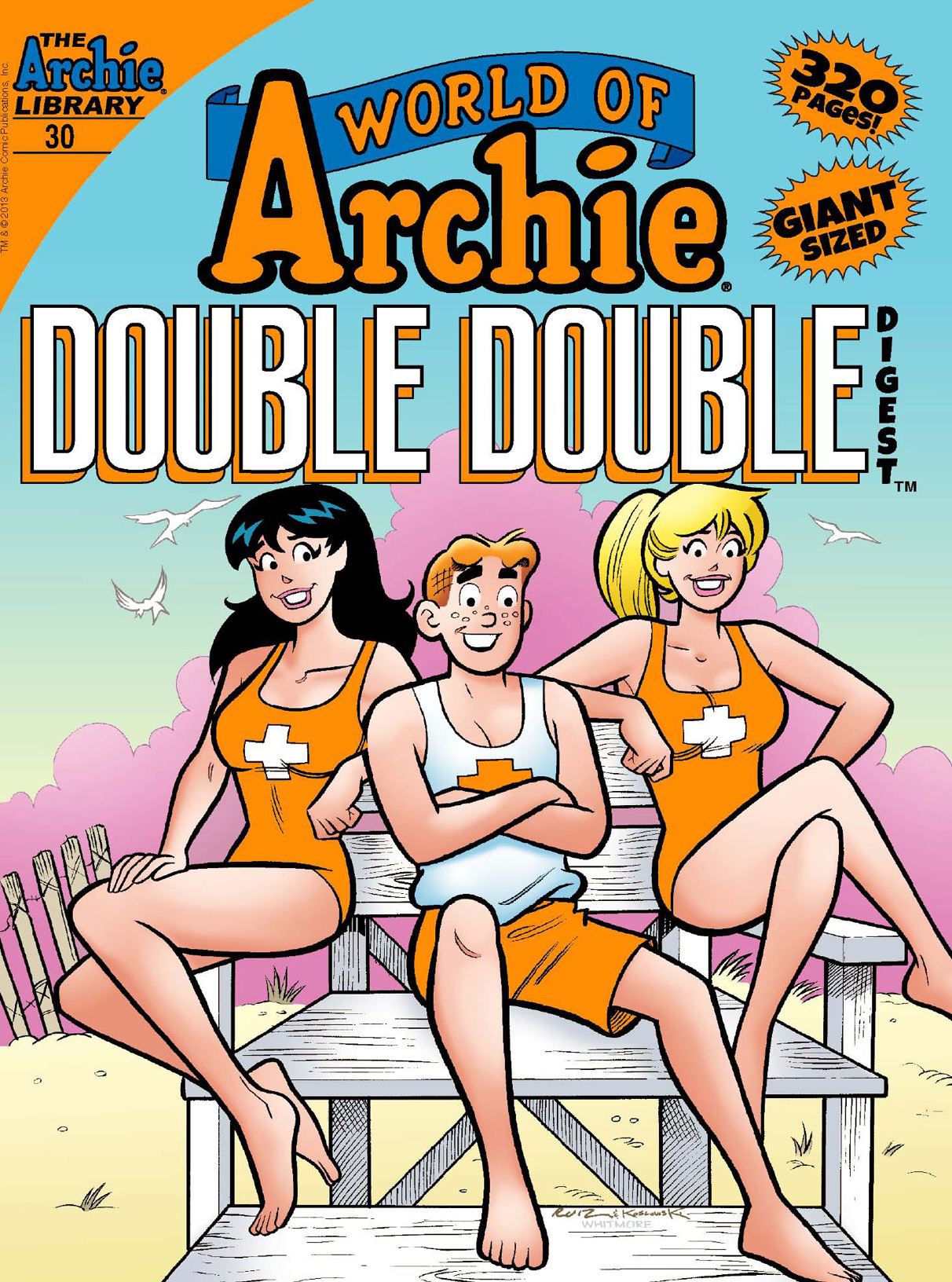 World of Archie Double Digest #30