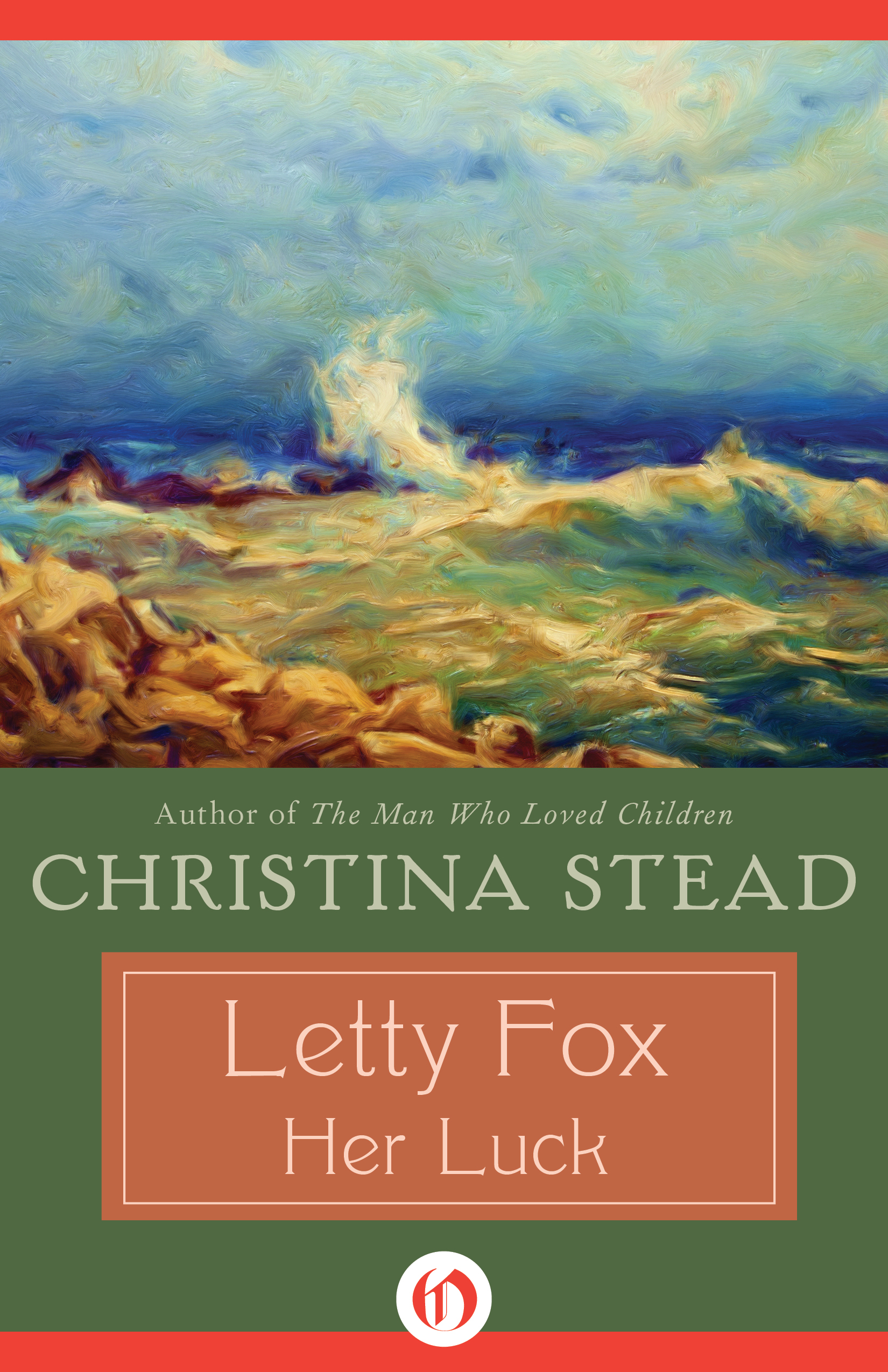 Letty Fox By: Christina Stead