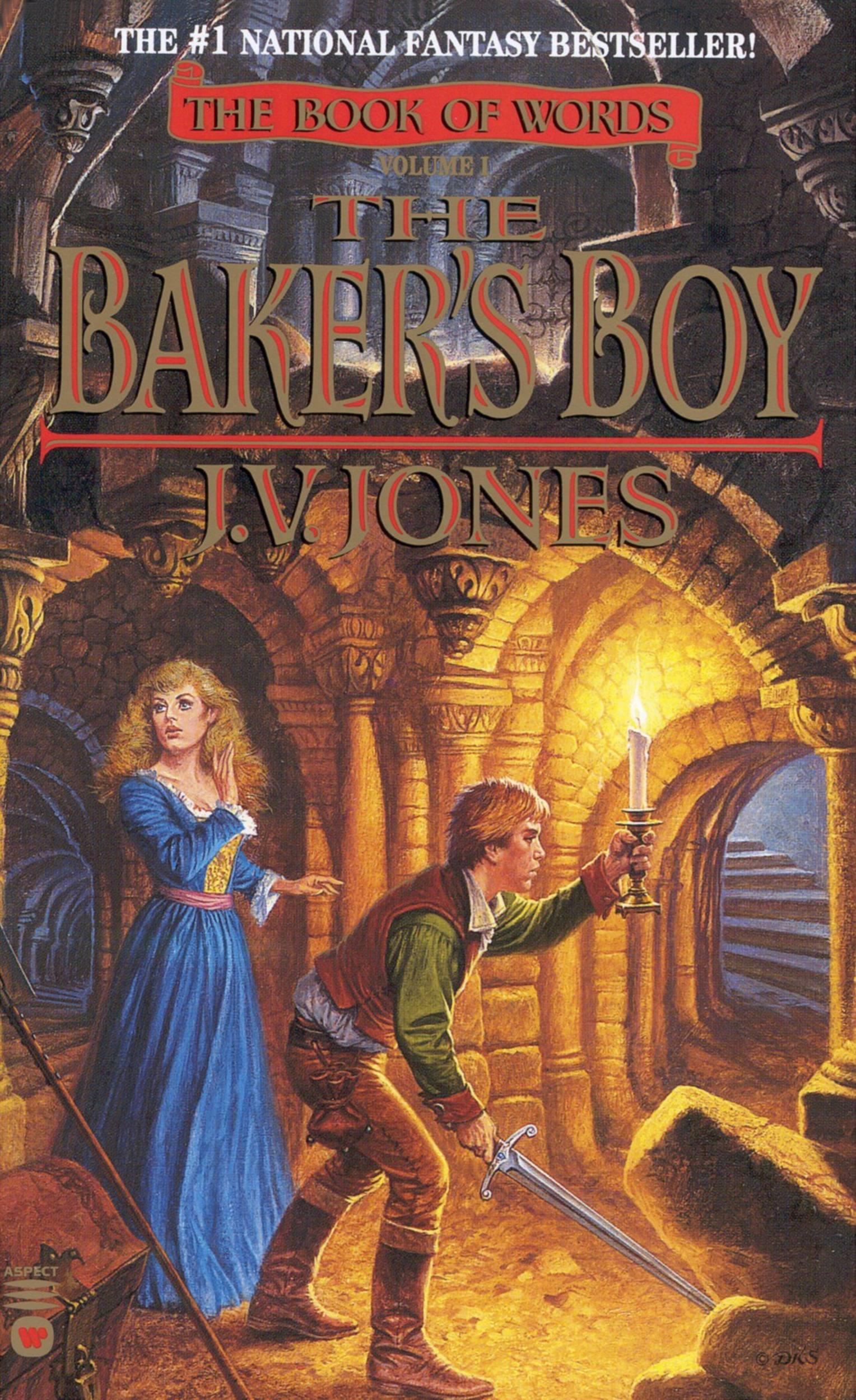 The Baker's Boy By: J. V. Jones