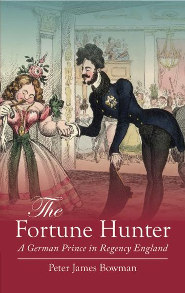 The Fortune Hunter By: Peter James Bowman