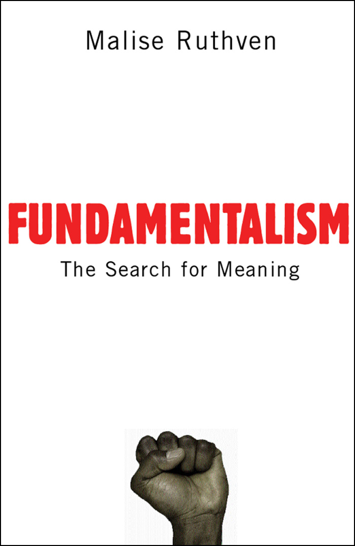 Fundamentalism:The Search For Meaning