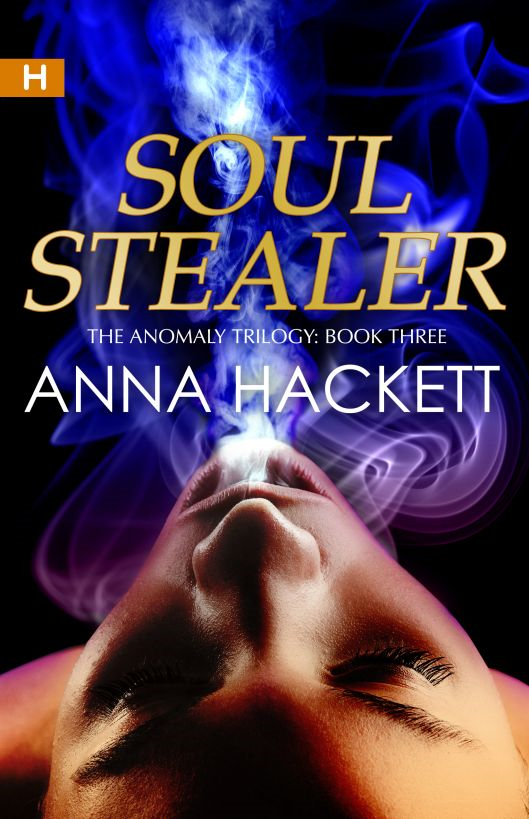 Soul Stealer (The Anomaly Trilogy #3)