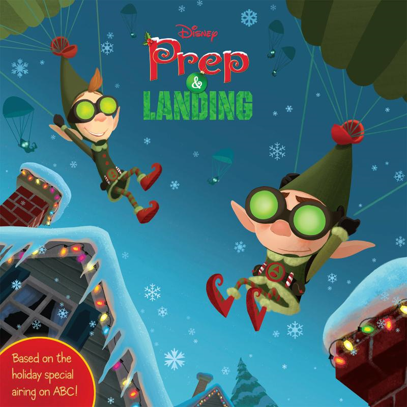 Prep and Landing By: Nola Buck