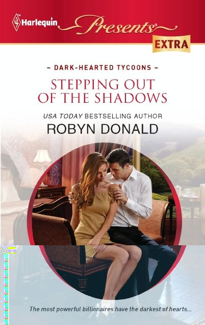 Stepping out of the Shadows By: Robyn Donald