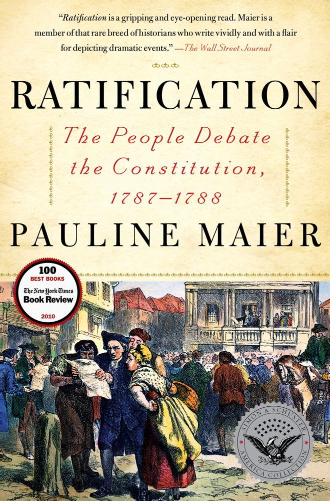Ratification By: Pauline Maier