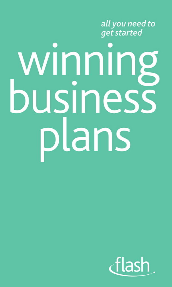 Winning Business Plans By: Polly Bird