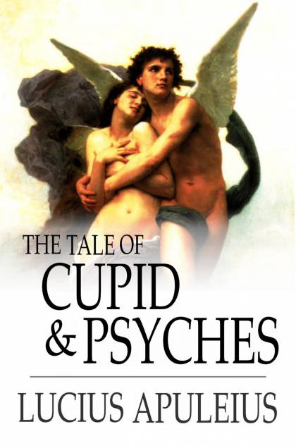 Cover Image: The Tale Of Cupid & Psyches