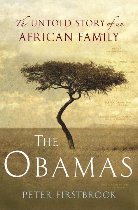 The Obamas By: Peter Firstbrook