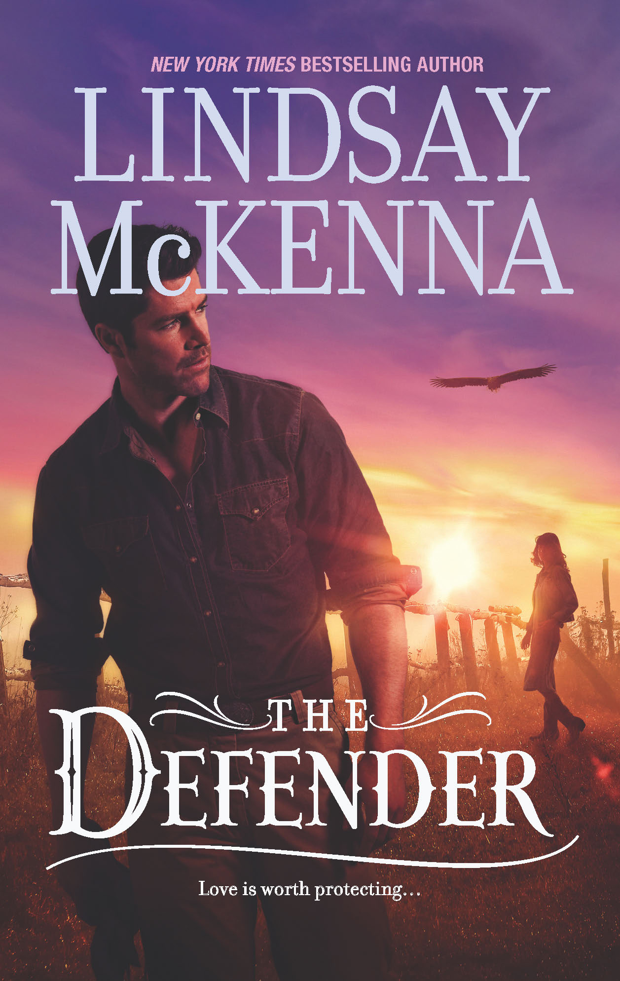 The Defender By: Lindsay McKenna