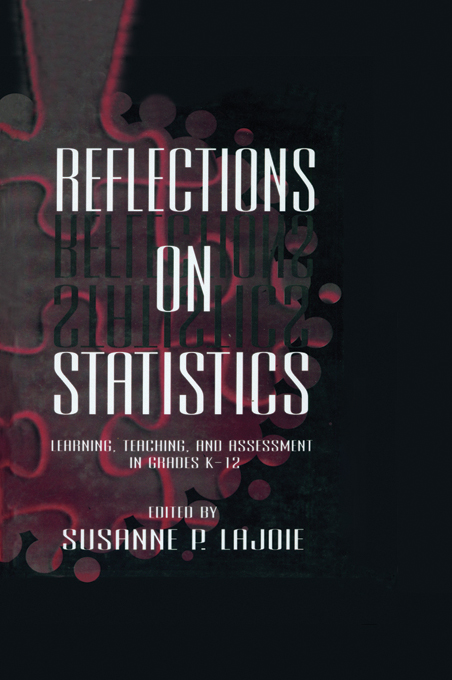 Reflections on Statistics
