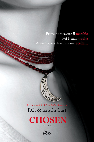 Kristin Cast, Pc Cast Elisa Villa  Chosen