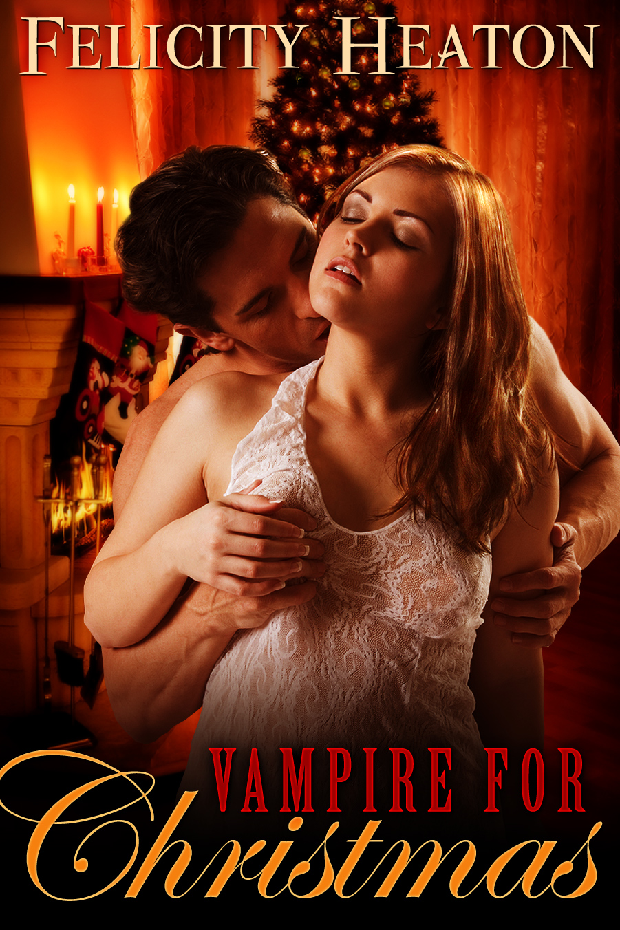 Vampire for Christmas By: Felicity Heaton