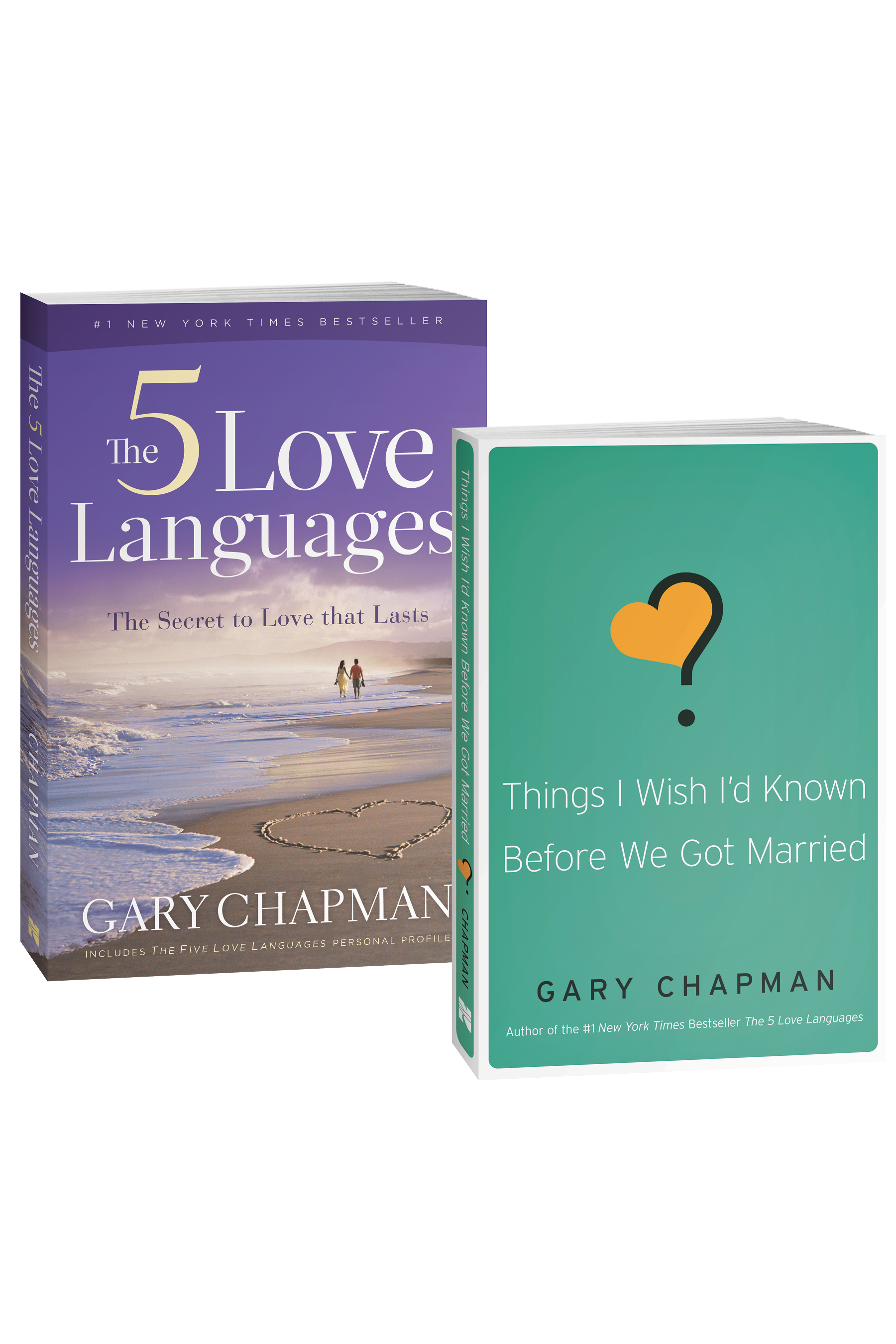 The 5 Love Languages/Things I Wish I'd Known Before We Got Married Set By: Gary D. Chapman