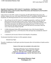 Republic Of Kazakhstan: 2010 Article Iv Consultation - Staff Report; Public Information Notice On The Executive Board Discussion